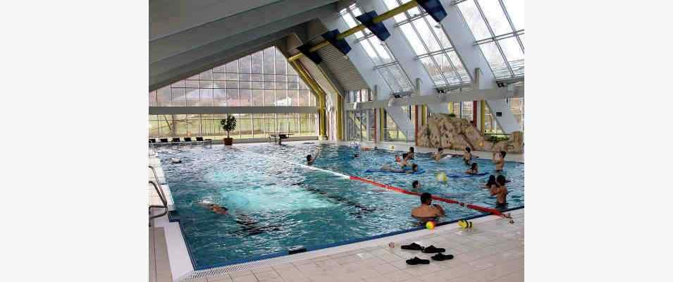 Sport- und Freizeitbad in Greding im Altmühltal